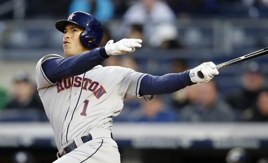 Carlos Correa, Astros de Houston