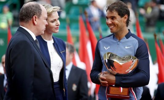 Rafael Nadal, Masters de Montecarlo, Tenis
