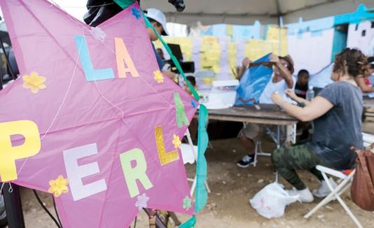 Chiringa, Festival de Chiringas, La Perla, Viejo San Juan