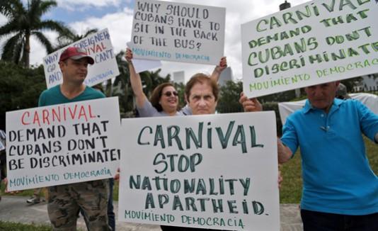 Cuba, Carnival, Reclamo, Protesta, Viaje