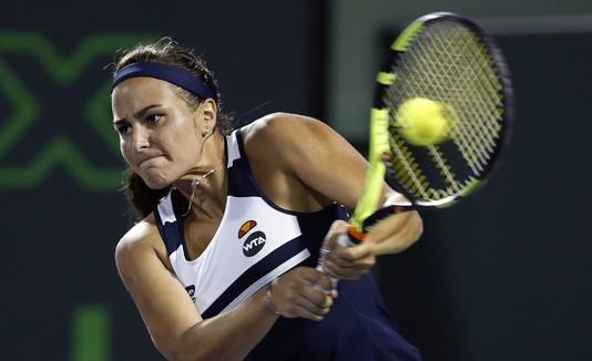 Monica Puig, Tenis