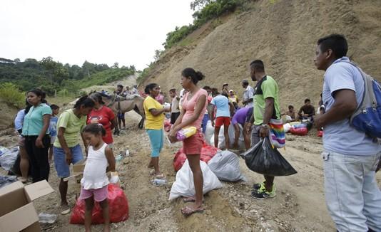 Ecuador, Terremoto, Sobrevivientes,
