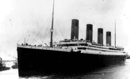 Carta a Uruguay desde el Titanic
