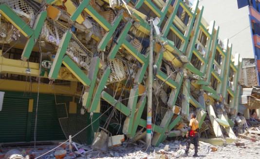 China enviará ayuda a Ecuador