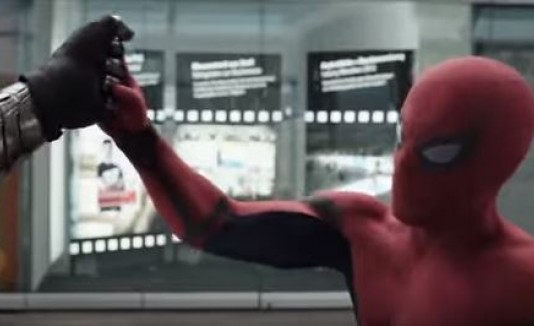 Vídeo: Spiderman aparece en nuevo trailer de Captain America
