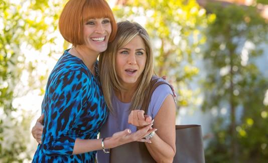 """Julia Roberts y Jennifer Aniston se juntan en """"Mother's Day"""""""