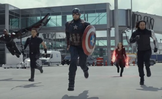 Captain America obtiene grandes recaudaciones