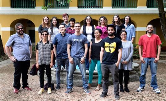 Estudiantes de la Escuela de Artes Plásticas ganan EMMY