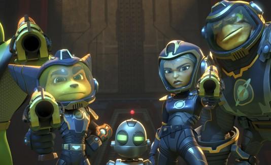 El juego de Ratchet & Clank servirá para el PS4.