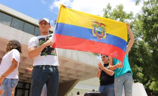 Toritos por Ecuador