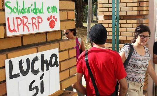 UPR estudiantes