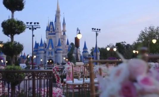 Ten una boda mágica en el corazón de Disney
