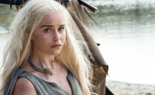 "Daenerys Targaryen de ""Game Of Thrones"""