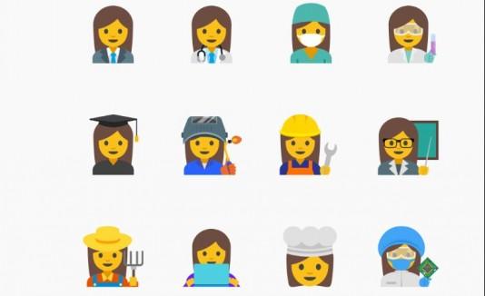 Emojis para mujeres