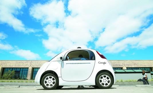 Carro autónomo de Google