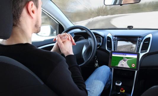 Carro autónomo