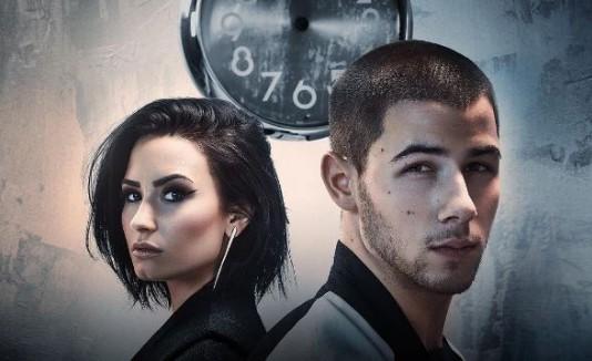 Demi Lovato y Nick Jonas