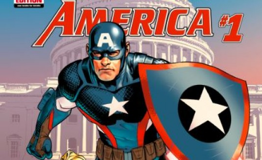 Comic Captain America