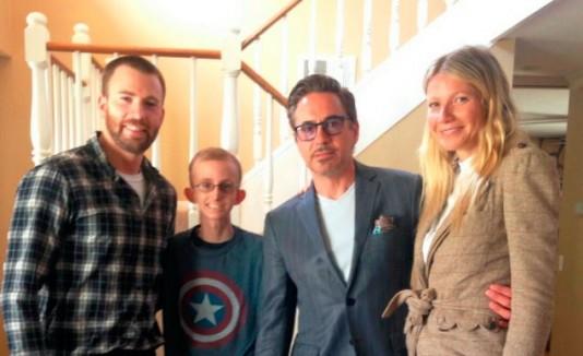 Avengers leucemia