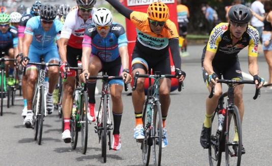 El clásico de ciclismose llevó a cabo en el Paseo de los Gigantes en Carolina.