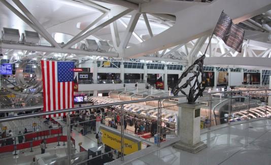 Aeropuerto JFK en Nueva York