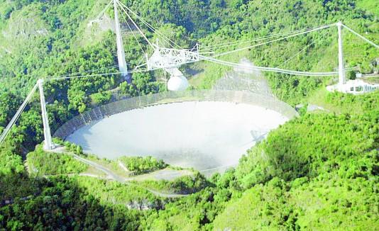 Reportaje de National Geographic alega un posible cierre del observatorio de Arecibo.