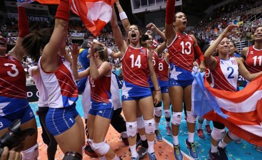 Con el triunfo de ayer, Puerto Rico lleva nueve partidos al hilo sin perder desde que lograron su histórica clasificación a los Juegos Olímpicos de Río 2016.