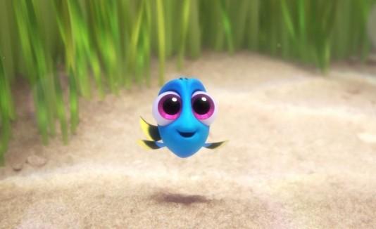 El adorable corto de Finding Dory