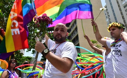 Parada Gay en Puerto Rico
