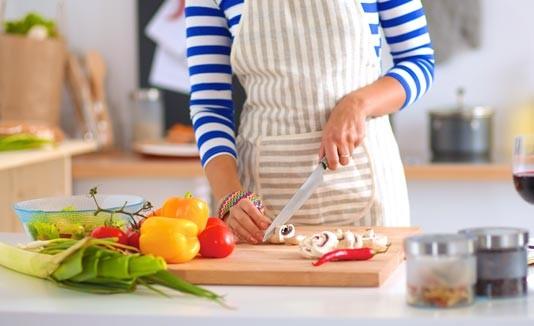 Cocina, Cocinar, Vegetales
