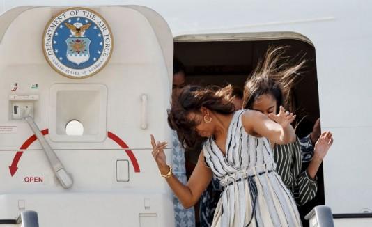 Michelle Obama España
