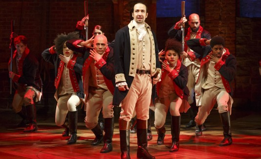 """""""Hamilton"""" es un fenómeno cultural y la más celebrada expresión artística inspirada en la revolución estadounidense."""
