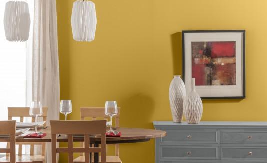 Atrévete a darle los colores tradicionales de la Isla a tu casa.