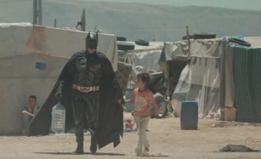 Batman en Siria