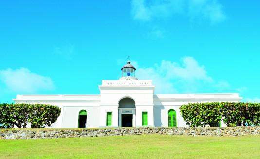 El Faro de las Cabezas de San Juan se edificó en el 1880.