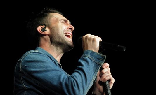 Maroon 5 en Puerto Rico