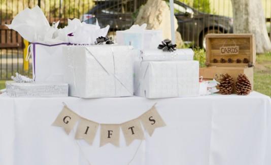 boda, regalos