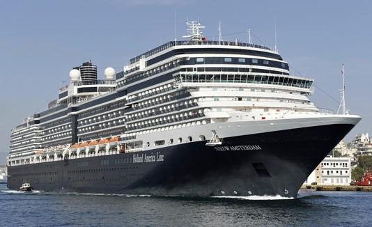 Holland America, Crucero, Viaje