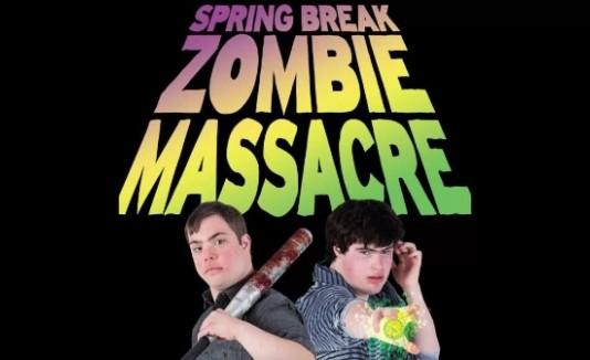 Spring Break Zombie Massacre