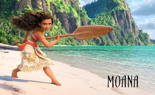 Moana, Princesa, Disney