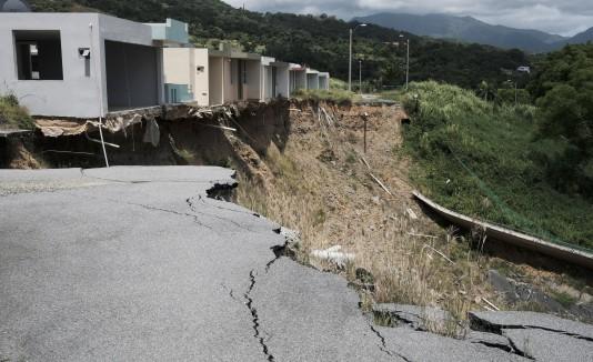 Algunos bancos no han querido disolver la hipoteca de los vecinos afectados en Ceiba.