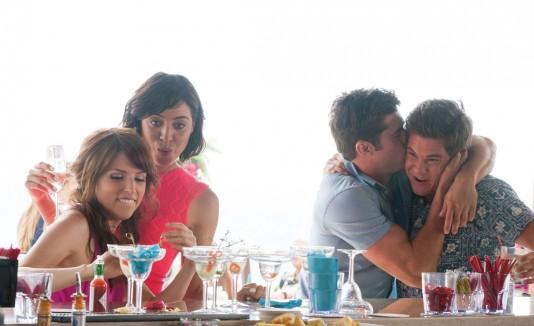 El filme cuenta la historia de dos hermanos fiesteros que deciden conseguir citas para la boda de su hermana a través de Internet.
