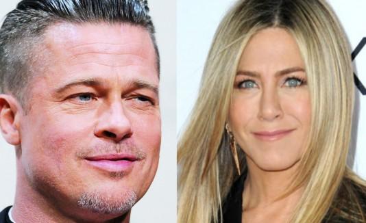 Brad Pitt - Jennifer Aniston