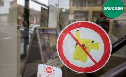 Pokémon Go - Prohibido