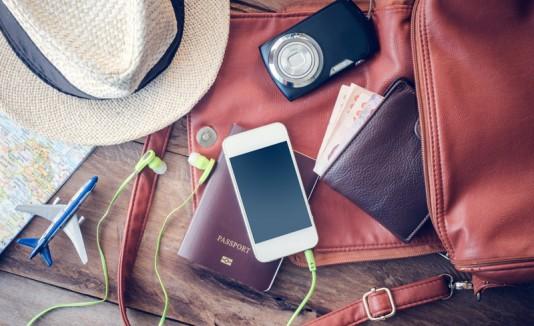Cosas de viaje