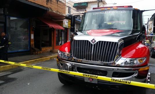Explosión en la Calle Loíza
