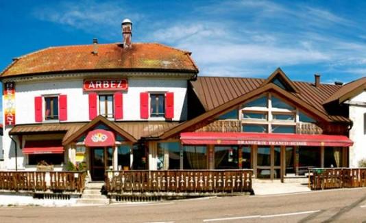 Hotel Arbezie