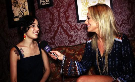 DJ Trini entrevista a Ileana Cabra