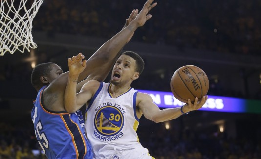 Stephen Curry está consciente de que el objetivo de los Warriors es el campeonato.