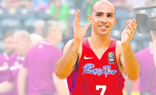 El canastero Carlos Arroyo jugó anteriormente en la Liga ACB de España con el equipo de Barcelona.